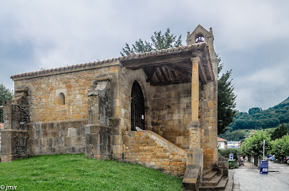 Dolmen and Church of the True Cross of Cangas de Onís