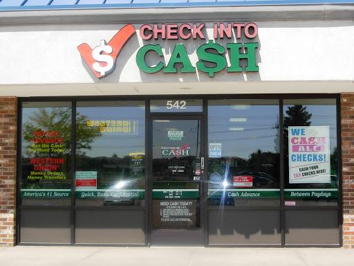 Check Into Cash in Colorado Springs, Colorado