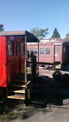 Non-Profit Organization «Southern Michigan Railroad», reviews and photos, 320 Division St, Clinton, MI 49236, USA