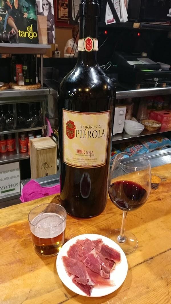 Bar Morgan Tapas Y Vinos