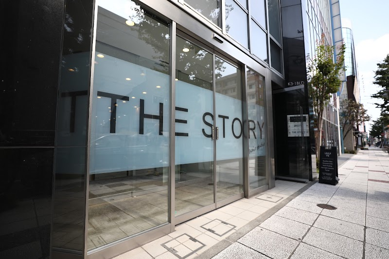 THE STORY hair studio【ストーリー】