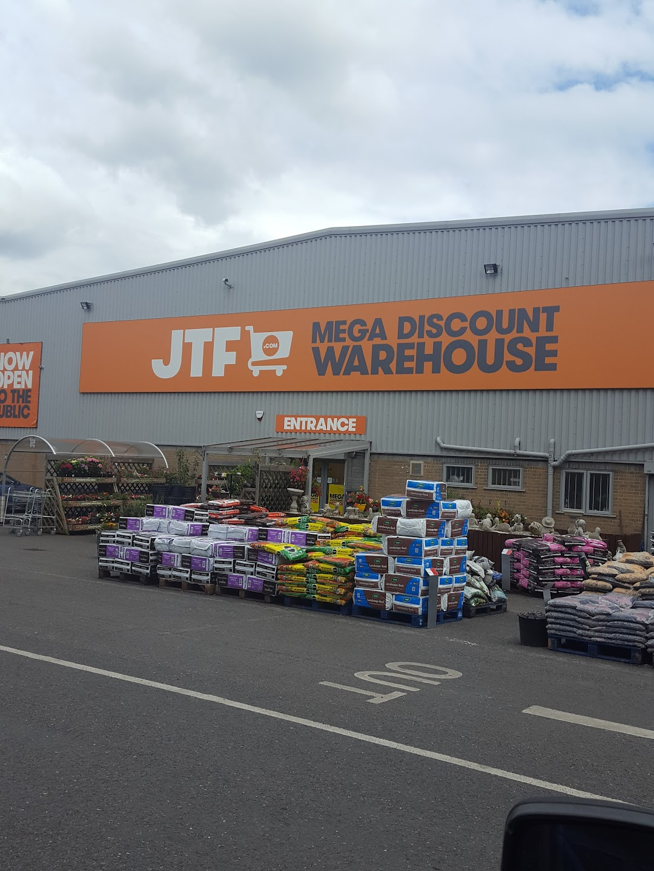 JTF Mega Discount Warehouse Hucknall