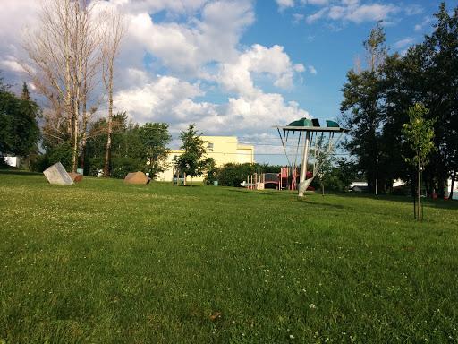 Park Parc de la Cathédrale in Amos (QC)   CanaGuide