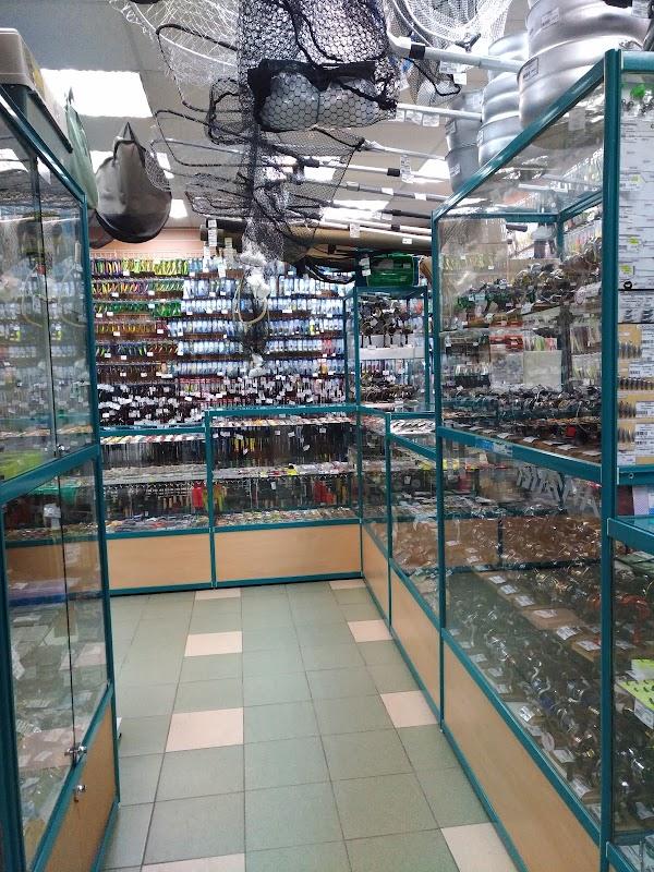 Магазины товаров для рыбалки в Нижнем Тагиле