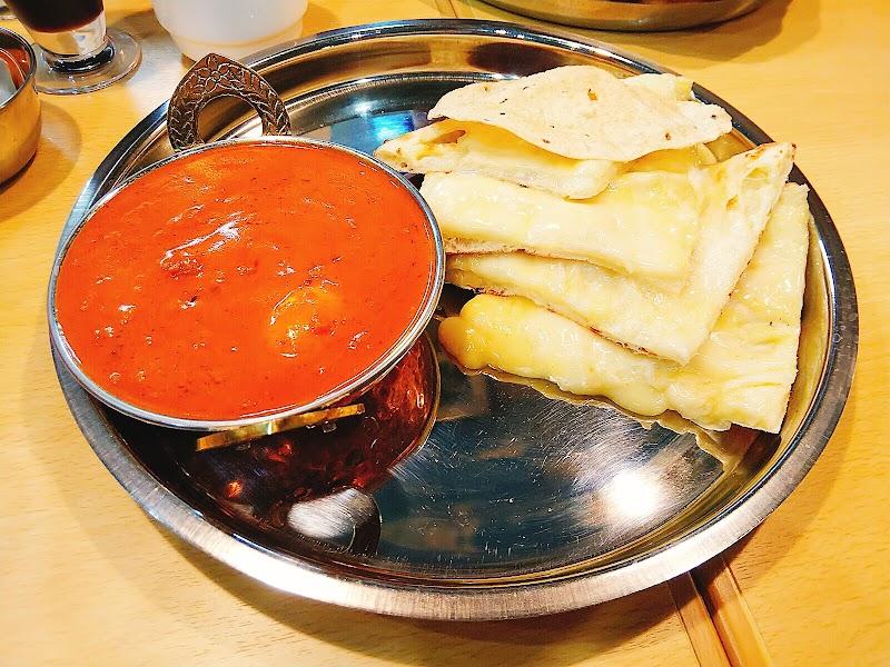 インド料理BINA 若松店