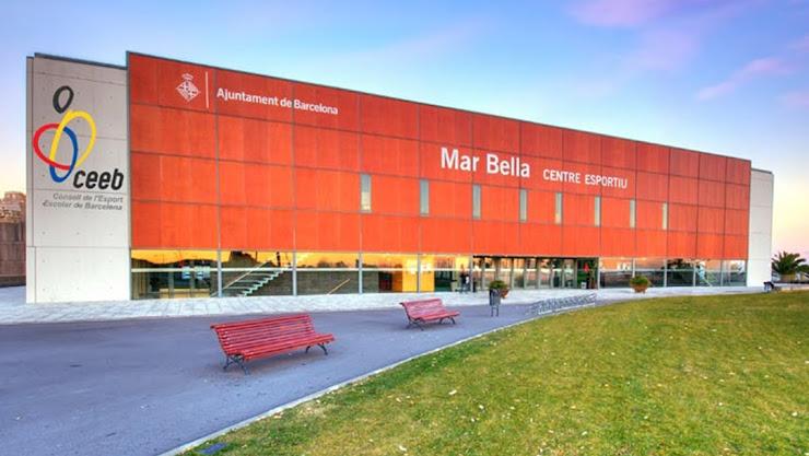 Complex Esportiu Municipal La Mar Bella Av. del Litoral, 86, 08005 Barcelona