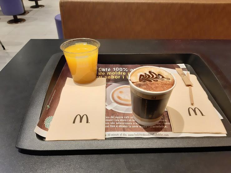 McDonald's Ronda de Sant Pere, 3, 08010 Barcelona