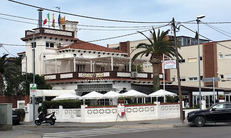 Pizzeria Casanova Passeig Marítim, 302, 08860 Castelldefels, Barcelona