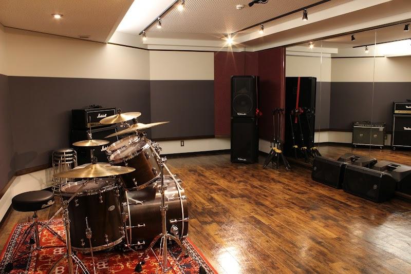 sound studio PACKS 北千住店