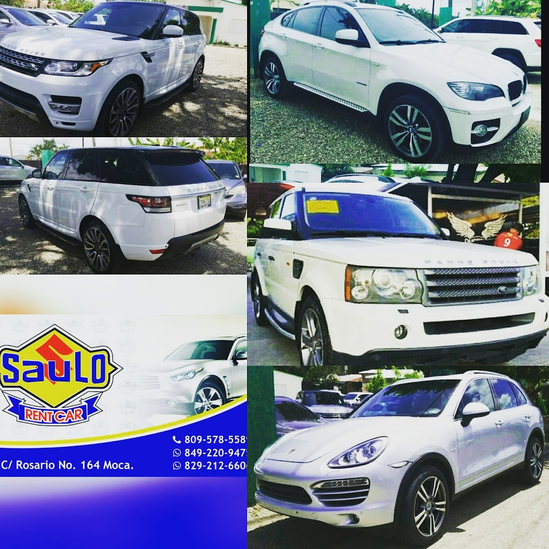 Saulo Rent Car