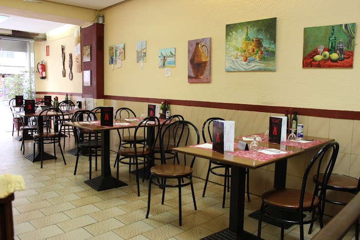 Restaurante Gloria Passatge de Vila i Rosell, 4, BAJO;10, 08032 Barcelona