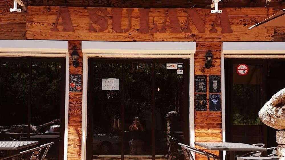 photo du resaurant A Sulana