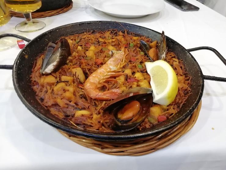 Voramar Restaurant Passeig de Joan de Borbó, 72, 08003 Barcelona