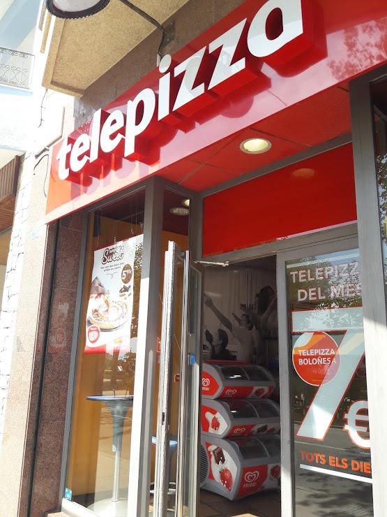 Telepizza Passeig Pau Casals, 72, 17300 Blanes, Girona