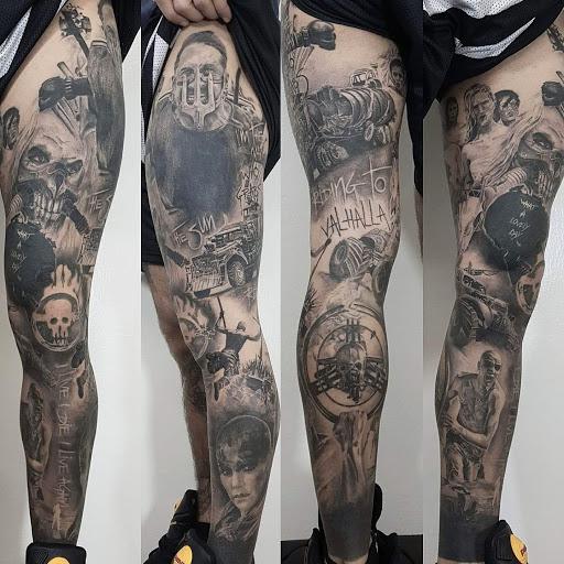 Sweet Killer Tattoo Studio