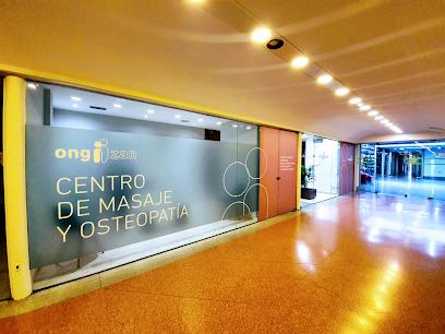 imagen de masajista Ongi izan Centro de masajes y Osteopatía
