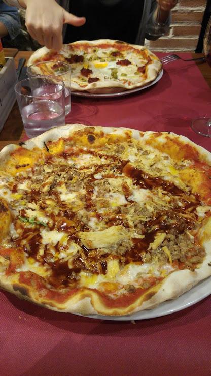 Pizzeria 1900 Cànoves Camí del Castellar, s/n, 08445 Cànoves, Barcelona