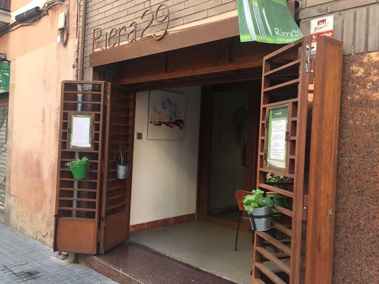 Riera 29 Restaurant Carrer de la Riera de Sant Miquel, 29, 08006 Barcelona