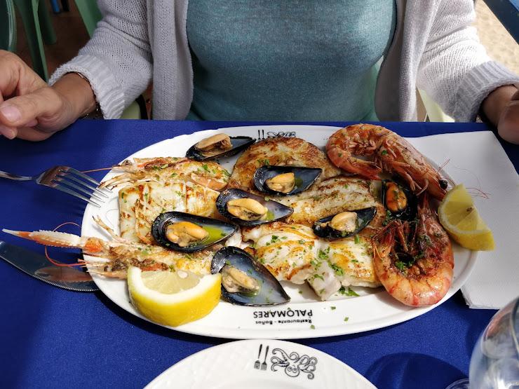 Restaurant Palomares Junto al Club Náutico, Playa Playa Vilassar de Mar s/n, 08340 Vilasar de Mar, Barcelona