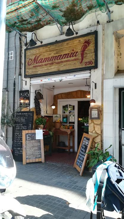 Mammamia Carrer de Pallars, 230, 08005 Barcelona