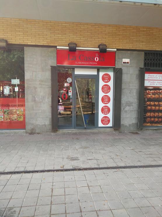 La Cassola Plaça de Milagros Consarnau i Sabaté, 3, 08902 L'Hospitalet de Llobregat, Barcelona