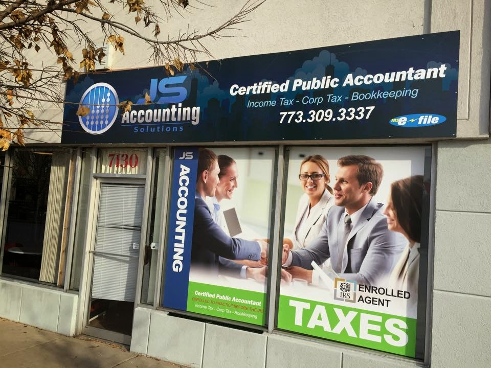 JS Accounting Solutions Inc