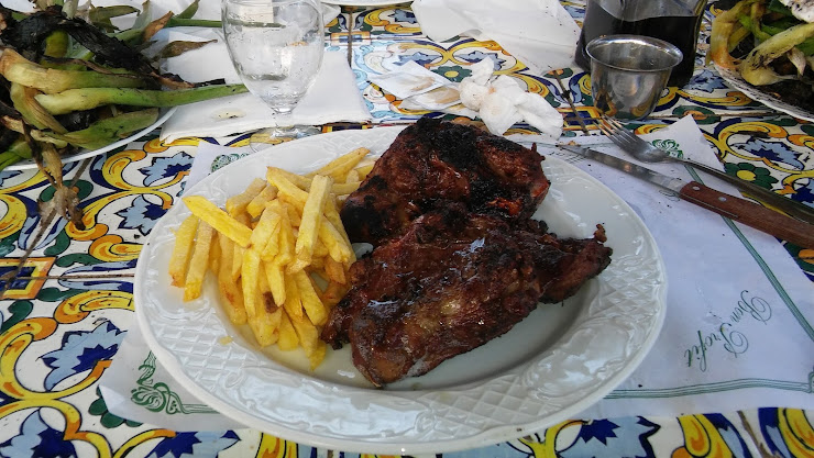 Restaurant Masia Can Rimblas Veïnat Can Rimblas, 4, 08318 Dosrius, Barcelona
