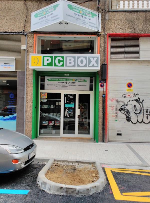 PCBox Rentería