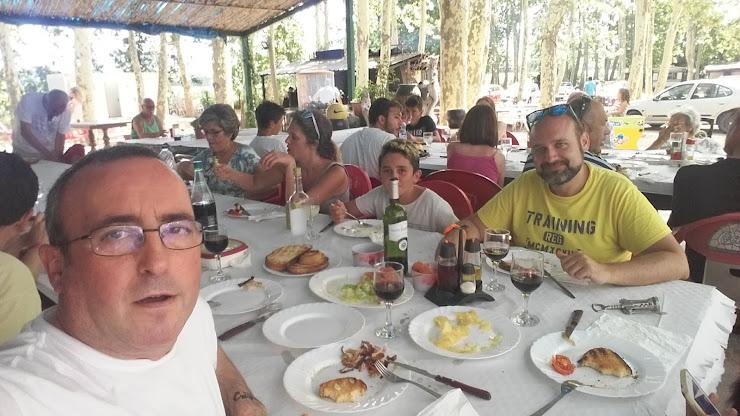 Merendero L'arbreda 17246, Girona
