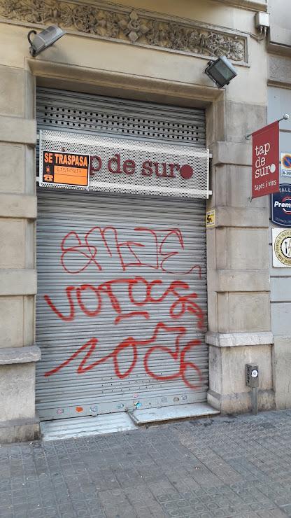 Tap de Suro BCN Carrer de Mallorca, 202, 08008 Barcelona