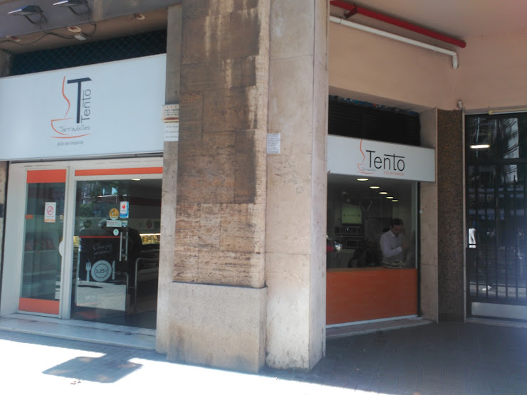 Tento Terradellas Av. de Josep Tarradellas, 5, 08029 Barcelona