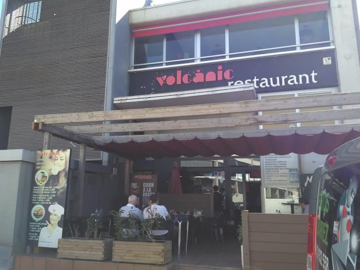 Restaurante Volcanic Carrer de l'Electrònica, 2, 08915 Badalona, Barcelona