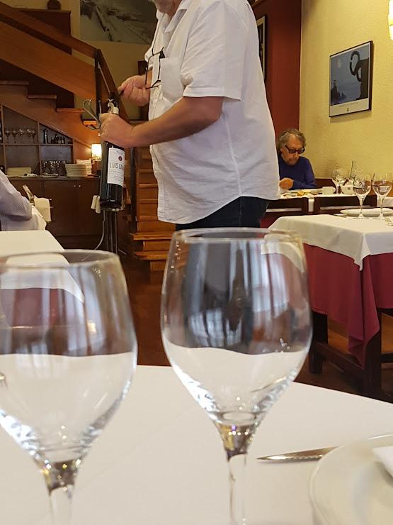 Restaurant Lagunak Carrer de Berlín, 19, 08014 Barcelona