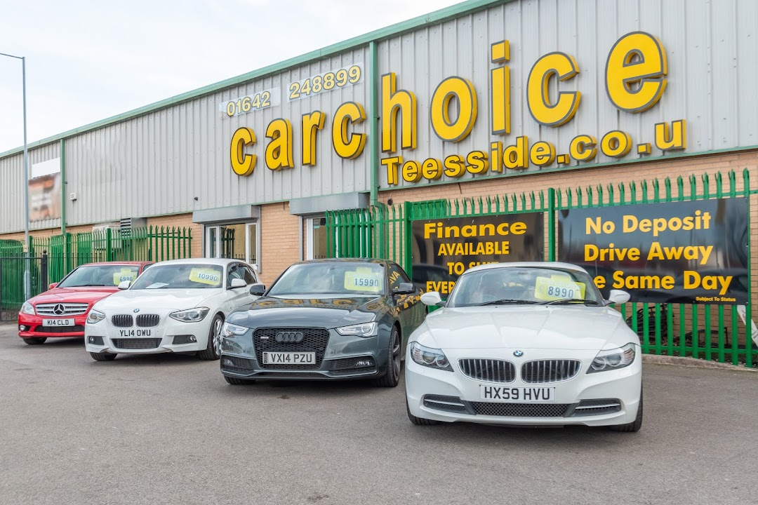 Car Choice Teesside In The City Middlesbrough