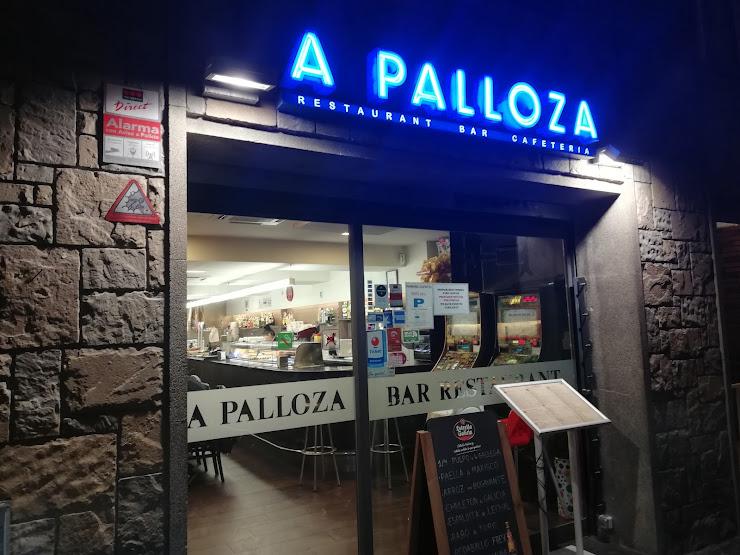 Restaurante A' PALLOZA Carrer del Rosselló, 136, 08036 Barcelona