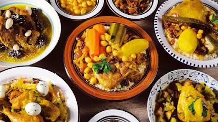 photo du restaurant la cuisine marocaine