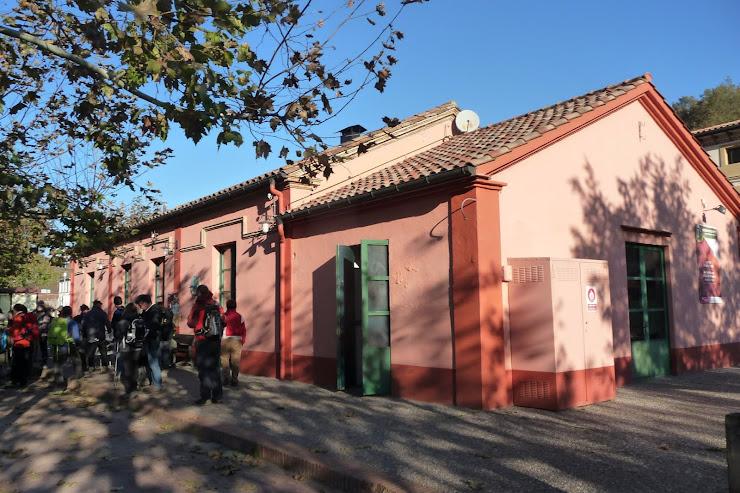 Bar L'Estació Carretera d'Olot, 43, 17174 Sant Feliu de Pallerols, Girona