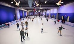 The Ice Rink at The Woodlands Town Center