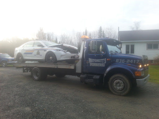 Towing Service Matchett's Auto Repair & Towing in Warwick Settlement (NB) | AutoDir
