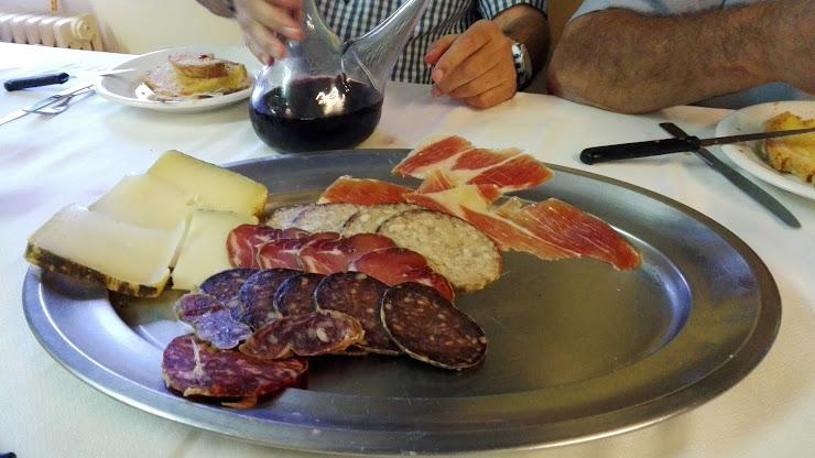 Restaurant Jordà Carrer Compositor Pedrell, 17, 17800 Olot, Girona
