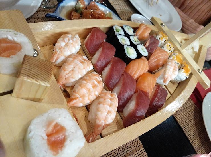 Oishii Sushi Carrer de Garcilaso, 183, 08027 Barcelona