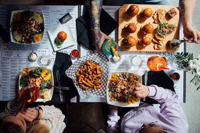 TABOO Cuisine Rebelle Centre-Ville Montréal
