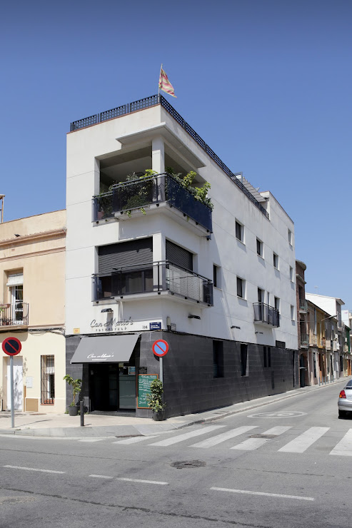Restaurant Can Mario's Carrer de la Indústria, 164, 08912 Badalona, Barcelona