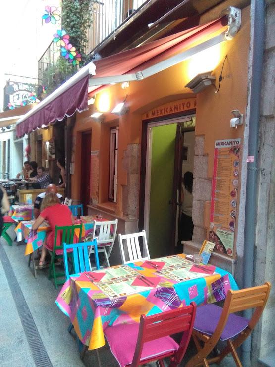 Restaurante Mexicanito Carrer de l'Hospital, 9, 17300 Blanes, Girona