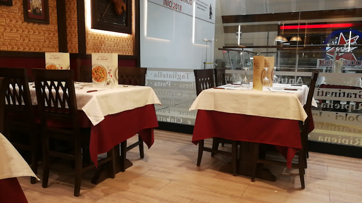 Restaurante La Tagliatella CC BarnaSud - C/ Progrés, 69, 08850 Gavá, Barcelona