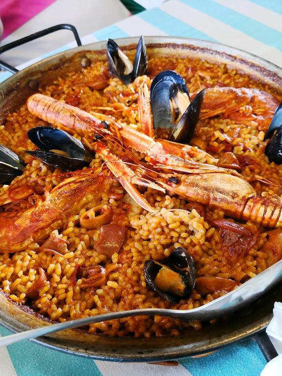 L' Escamarlà Passeig Marítim del Bogatell, 40, 08005 Barcelona