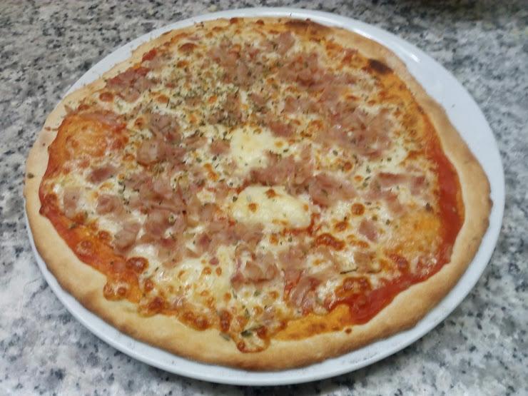 Pizzeria L'Antiga Locanda Carrer de Sardenya, 164, 08013 Barcelona