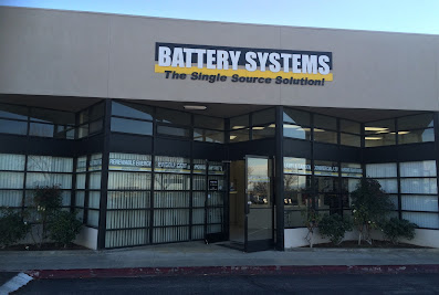 Battery Systems of Palmdale