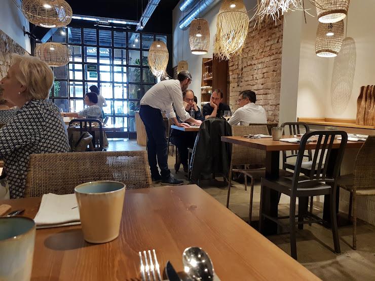 Restaurante Xavier Pellicer Carrer de Provença, 310, 08037 Barcelona