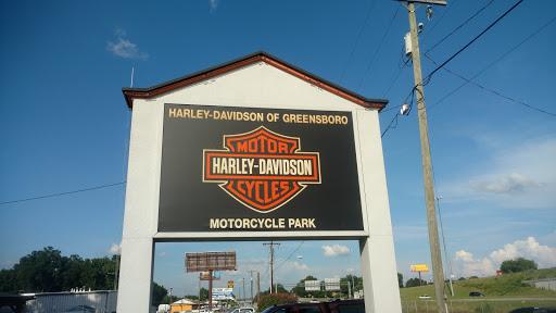 Motorcycle Dealer «Harley-Davidson of Greensboro», reviews and photos, 538 Farragut St, Greensboro, NC 27406, USA